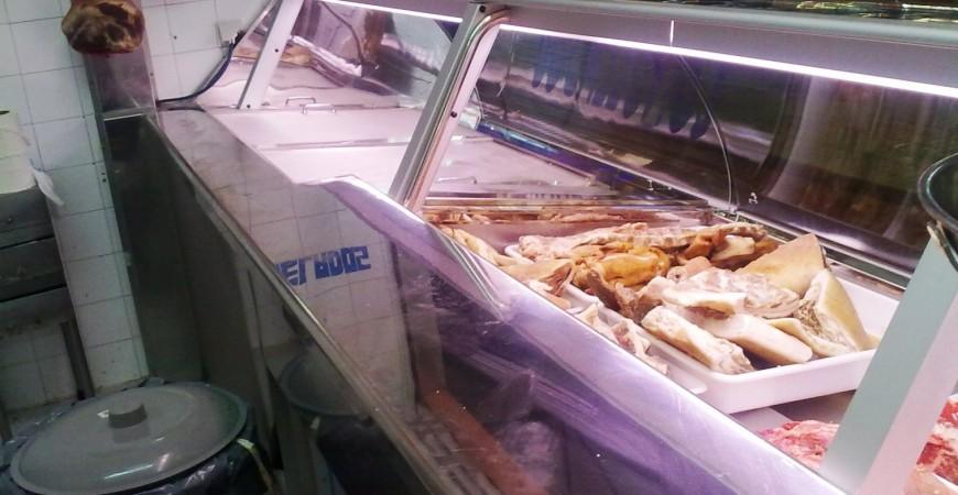 Carnicería Cándida (Salceda)