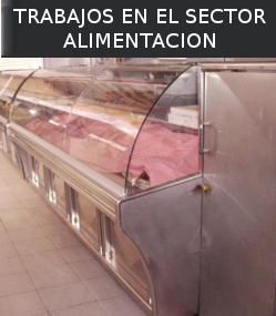 Maquinaria Alimentación